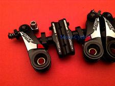 FSA K-Force Carbon Fiber Cantilvever Cyclocross Brake Set Front & Rear