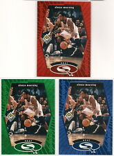 1998-99 ALONZO MOURNING UD Choice StarQuest Lot of 3  #SQ14 MIAMI HEAT