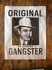 "(674) GANGSTER AL CAPONE ORIGINAL GANGSTER CRIME MOB BOSS NOVELTY POSTER 11""x14"""