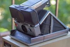 Polaroid SX-70 Sonar Autofocus, tested and fully working. Almost mint condition.