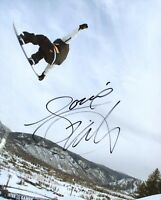 LOUIE VITO SIGNED 8X10 PHOTO SNOWBOARDER OLYMPICS X GAMES CHAMP IN PERSON AUTO