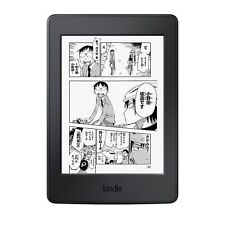 """Kindle Paperwhite Wi-Fi  """"Manga Model"""" 32GB with Special offer Black Color F/S"""