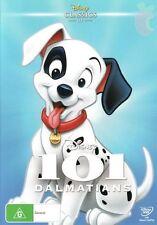 101 Dalmatians-Walt Disney Classics 11- Region 4-New AND  Sealed-Special