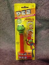 Vintage Pez Candy Dispenser The Muppet Show Kermit the Frog  JHP FREE SHIPPING