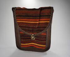 Kilim Bag Handmade Rug Shoulder Lady Woven tribal nomadic vintage handbag