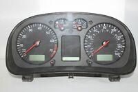 Speedometer Instrument Cluster Dash Panel Gauges 2001 VW Jetta MK4 149,422 Miles