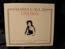 Maria Callas - Viva Diva  -5CD-Box
