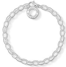 Thomas Sabo X0031-001-12 L 19,5 cm Charm Armband 925 Silber neu