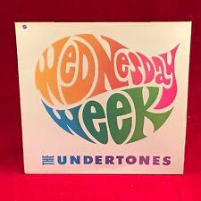 """THE UNDERTONES Wednesday Week 1980 UK 7"""" vinyl single EXCELLENT CONDITION"""