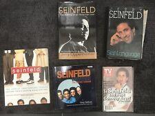Seinfeld memorabilia (books & articles)