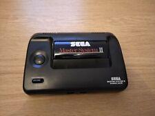 Sega Master System II 2 Ersatzkonsole ungetestet