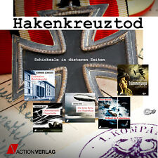 XXL Hörbuch Paket HAKENKREUZTOD | 5 Hörbücher | 43 Stunden | mp3-DVD