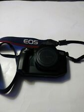 Canon EOS 650 35mm SLR Film Camera Body Only with strap and body cover