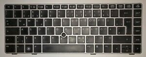 HP EliteBook 8470p / 8460p, Tastatur,  Deutsch wie SPS 635768-041/700945-041