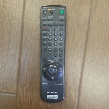 Sony RMT-V202A Video Remote Control (TV/VTR) used condition
