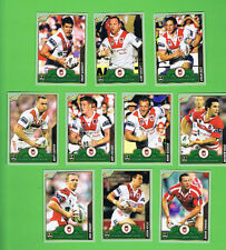 2006 ACCOLADE RUGBY LEAGUE CARDS - St GEORGE ILLAWARRA  DRAGONS
