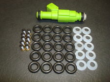 Ford F250 6.8L V10 Fuel Injector Service Kit 1999-2004 O-rings,Filters, Caps