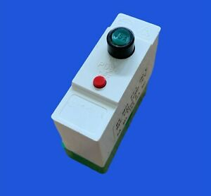 Wylex Mcb 45 Amp Push Button Plug In 45A Circuit Breaker with Base