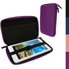 "Purple EVA Hard Sleeve Case for Acer Iconia A1-713HD 7"" Tablet Pouch Cover"