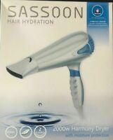 Vidal Sassoon hair hydration hair dryer 2000w brand new + free postage