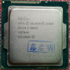 Intel Celeron G1820 Dual-Core CPU SR1CN 2.70 GHz 2M Cache 53W LGA1150 Processor