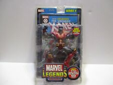 MARVEL LEGENDS SERIES 5 COLOSSUS  W/ COMIC AND WALL MOUNT