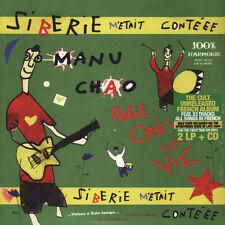 Manu Chao - Siberie M´Etait Contee (Vinyl 2LP+CD - 2004 - EU - Reissue)