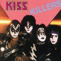 KISS 'KISS KILLERS' CD NEW+