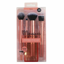 Real Techniques Flawless Base Brush Set 91533 - Foundation & Concealer w/Storage