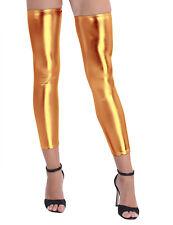 Women Sexy Sheer Shiny Stretchy Thigh High Socks Long Stockings Tights Pantyhose