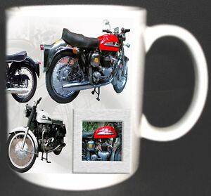 NORTON DOMINATOR 7 88 99 650SS CLASSIC MOTOR BIKE MUG.*