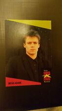 Bryan Adams ProSet Super Stars MusiCards Uk: #5