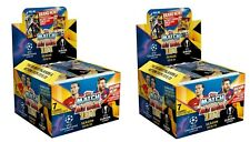 2 X Boxes 2019 2020 Match Attax 101 UEFA Champions Soccer Trading Card 100 Packs