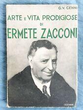 Arte e vita prodigiose di Ermete Zacconi