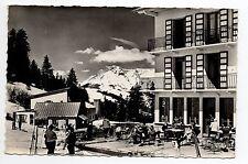 CENSE Hautes alpes CPA 05 Hotel GAILLARD la roche des arnauds ski station sport
