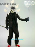 "1//6 lighblack Dee /"" the magician /"" 12/"" tall ThreeA 3A action figure collection"