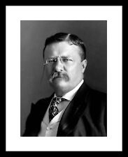 President THEODORE ROOSEVELT 8x10 Photo Print in Suit TR Teddy Rough Riders