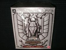 PS3 Saint Seiya Brave Soldiers Pegasus Cloth Box Limited Knights of Zodiac JAPAN