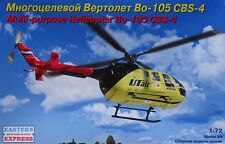 EASTERN EXPRESS 72143 Helicopter Bo-105CBS-4 in 1:72