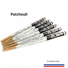 Encens Red Dragon Incense Patchouli paquet de18 bâtonnets