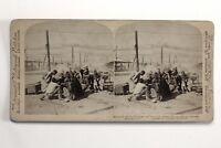 Guerre Dei Boeri (1899-1902) Africa Del Sud UK Foto 42 Stereo Vintage Albumina