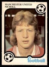 Manchester United 1975-76 - McCreery Monty Gum futbolistas