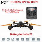 Hubsan H507D X4 5.8G FPV RC Quadcopter W/ 720P CAM Headless Altitude Mode GPS US
