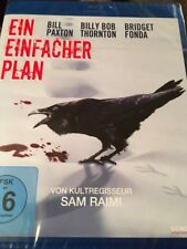 A Simple Plan (Region Free Blu Ray) Import FAST SHIPPING