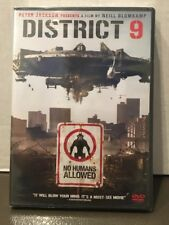 District 9 (DVD, 2009) New/Sealed