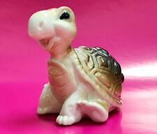 Schildkröte Porzellan Figur Miniatur aus Russland kleine TURTLE statuette