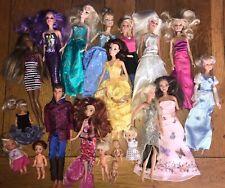 Lot 20 Poupées Mannequins Vrac Surtout Barbie