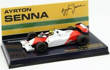 F1 1/43 MCLAREN MP4/1C FORD SENNA TEST SILVERSTONE 1983 MINICHAMPS
