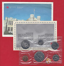 1987 - - Pl Set -  - Canada RCM Proof Like Mint - With COA and Envelope