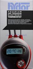 Hydor Aquarium Terrarium Électronique Thermostat pour Câble Chauffant